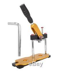 25mm Button Badge Maker DIY Press Machine Cutter Metal Rotate Buttons Kits NEW