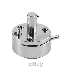 32mm Badge Button Maker Punch Pin Press Making Machine 1000 Parts+Circle Cutter