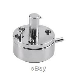 32mm Button Maker Machine Badge Making Punch Press +1000 Buttons + Circle Cutter