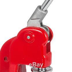 44mm(1.73) Button Badge Maker press 1000 Pcs machine circle cutter badge maker