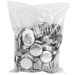 44mm Button Maker Badge Press Machine+1000 Button Supplies +1pc Plastic Cutter