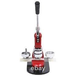 44mm Button Maker Badge Press Machine Press Punch Button Parts Circle Cutter