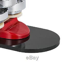 75mm(3) Button Badge Maker press 500 Pcs Handle Circle Cutter 200-300pcs/H