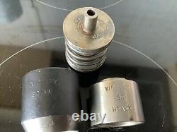 A. Ornstin Ltd Victory Covering Button Press Die & Cutter Set Heavy Size 30