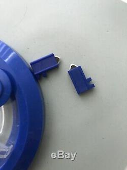 Badge A Matic I Button Pin Press Machine Maker + Cutters Accessories BadgeAMinit