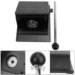 Button Abzeichen Maker Punch Press Mashine 37mm Cutter Button-Schneider