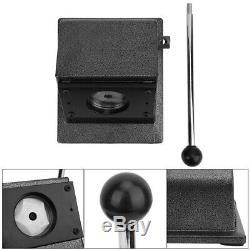 Button Abzeichen Maker Punch Press Mashine 50mm Cutter Button-Schneider