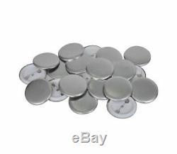 Button Badge Machine Maker 44Mm Circle Cutter And Press Parts DIY Pinback Badges