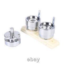 Button Maker Badge Maker Machine Button Maker Press Punch Circle Cutter With
