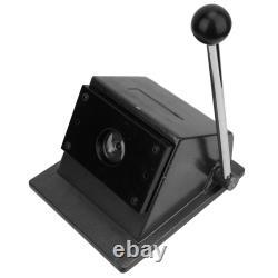 Buttonpresse 25mm Drehen Button Maker Abzeichen Cutter Button-Schneider