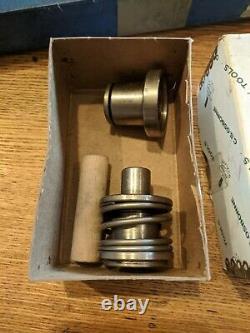 C S Osborne Button Press WD1HUC 30 Cutter Missing