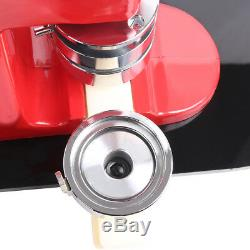 New 25/32/44mm Button Maker Machine Making Pin Press 3 Dies Kit With Circle Cutter