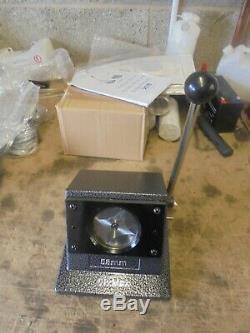 PixMax Badge Maker Machine/Making Pin Button Badges-Press & Cutter A4806