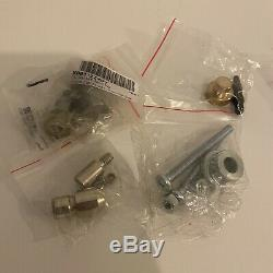 Professional TEP-2 Button machine press with cutters, die set & buttons