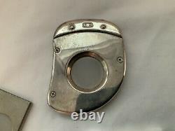 Set Of 3x Vintage Press Button Cigar Lighter Include Donatus Solingen