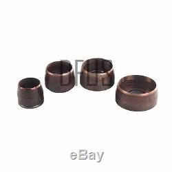 Upholstery Button Making Set Button press, die, cutter & blanks FREE POSTAGE