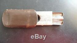 Vintage German Solingen Apollo Press Button Cigar Cutter