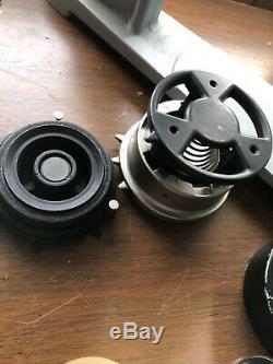 Vintage Mr Button 2 1/3 Button Press Button Maker Machine Instruction + Cutter